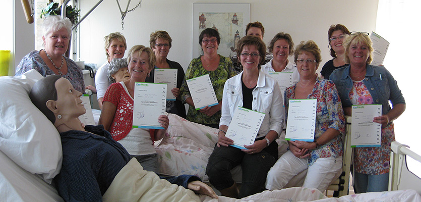 ergocoaches gezondheidszorg training | Confriends