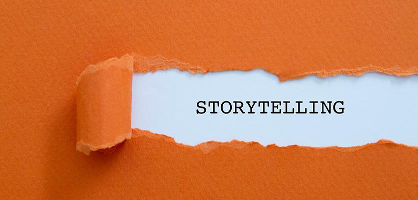 Storytelling Zorg en Welzijn workshop