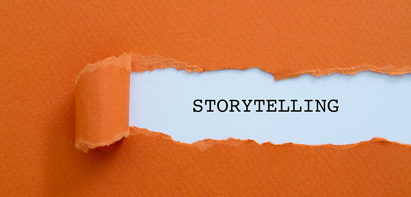 Storytelling training open inschrijving