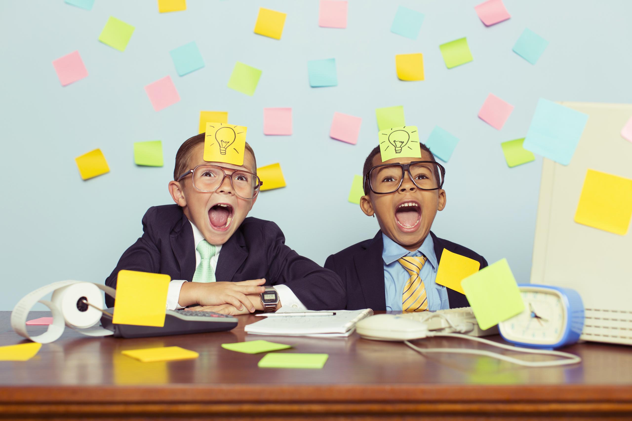 Online training train je mindset in de kinderopvang stresspreventie