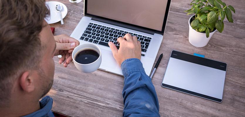 online advies thuiswerken ergonomie werkplekcheck